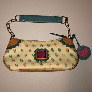 Dooney & Bourke - Authentic Multicolor Purse